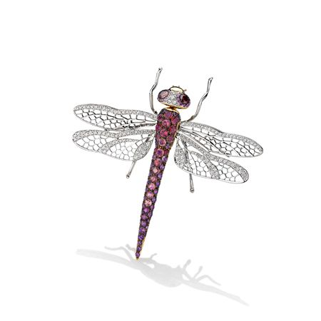 l_3463_Gianni Lazzaro Dragonfly Pink
